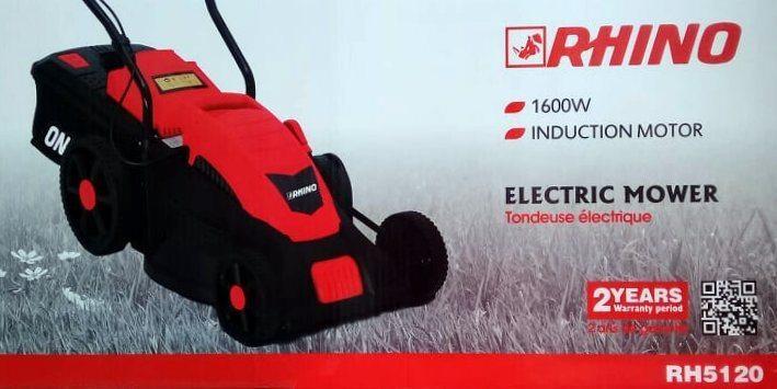 TONDEUSE A GAZON ELECTRIQUE 1600W RHINO