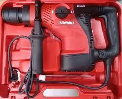 MARTEAU PERFORATEUR 7KG SDS MAX 1350W RHINO